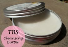The Body Shop Camomile Sumptuous Cleansing Butter review blog