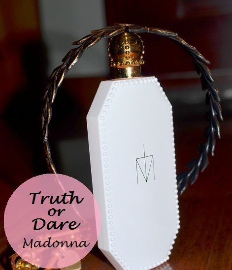 Truth or Dare Madonna edp perfume review