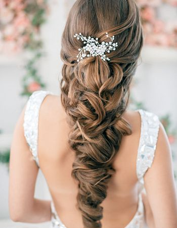 Incredible 10 Best Indian Bridal Hairstyles For Long Hair Hairstyles For Men Maxibearus