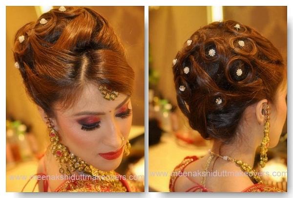 Phenomenal 10 Best Indian Bridal Hairstyles For Long Hair Short Hairstyles For Black Women Fulllsitofus