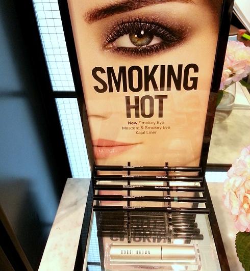 bobbi brown smokey eye collection