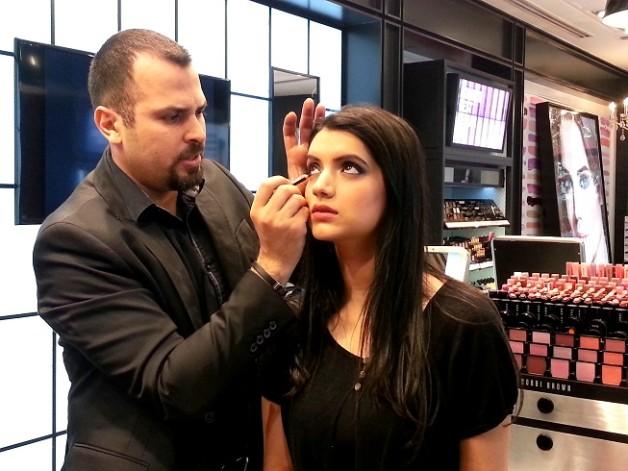 bobbi brown smokey eye makeup tutorial steps