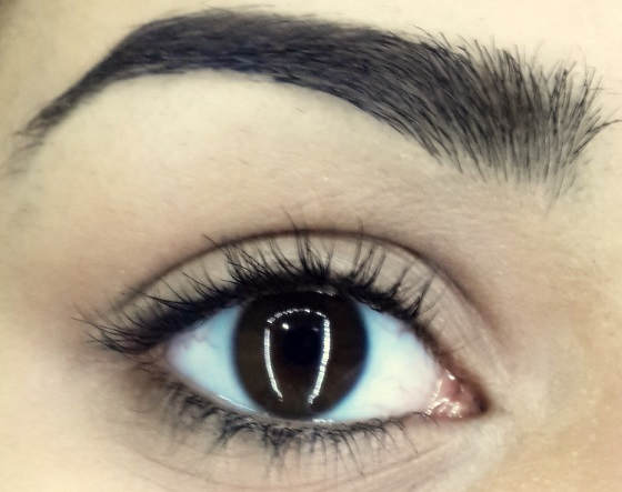 tutorial how to do perfect cat eye with liquid liner