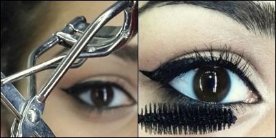 how to do easy cat eyeliner tutorial step 10