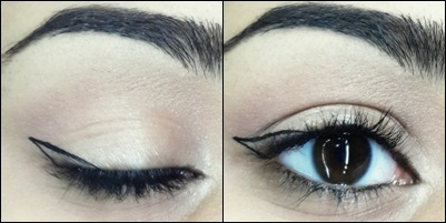 how to do easy cat eyeliner tutorial step 5