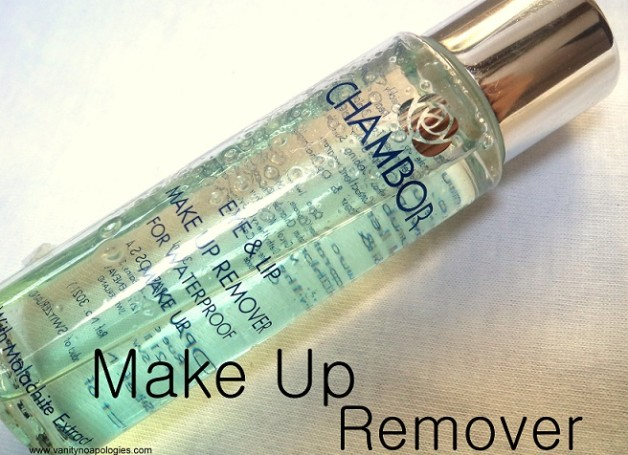 how to remove makeup every night