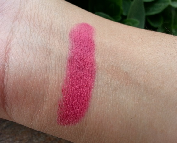 inglot matte lipstick 421 review swatches