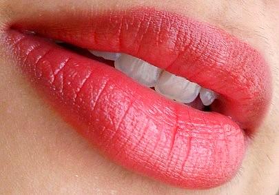 mac lady bug lipstick review lip swatch