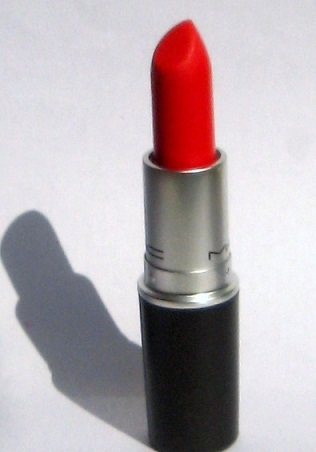 mac lady danger lipstick review swatches photos