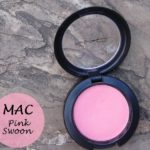 MAC Pink Swoon Sheertone Blush: Review and Swatches