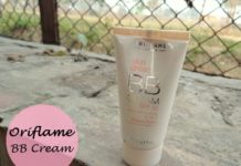 oriflame skin dream bb cream review swatches india