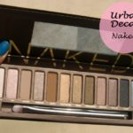 Urban Decay Naked Eyeshadow Palette: Review, Swatches, Dupe and FOTD