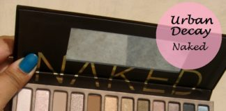 urban decay naked eyeshadow palette review swatch blog