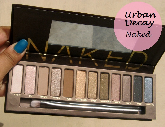 Fabuleux Urban Decay Naked Eyeshadow Palette: Review, Swatches, Dupe and FOTD HA39