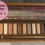 Urban Decay Naked2 Eyeshadow Palette: Review, Swatches, Dupe and EOTD