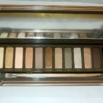 urban decay naked2 eyeshadow palette review swatches india