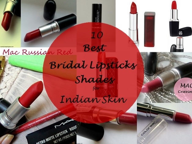 10 best bridal lipstick shades for indian skin tones