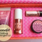 Benefit Finding Mr Bright Kit: Review and Swatches