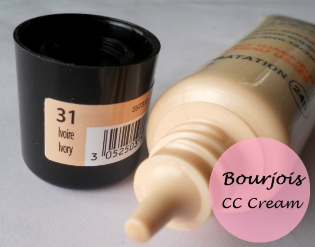 Bourjois 123 perfect cc cream review swatches and fotd for Perfect drink pro review