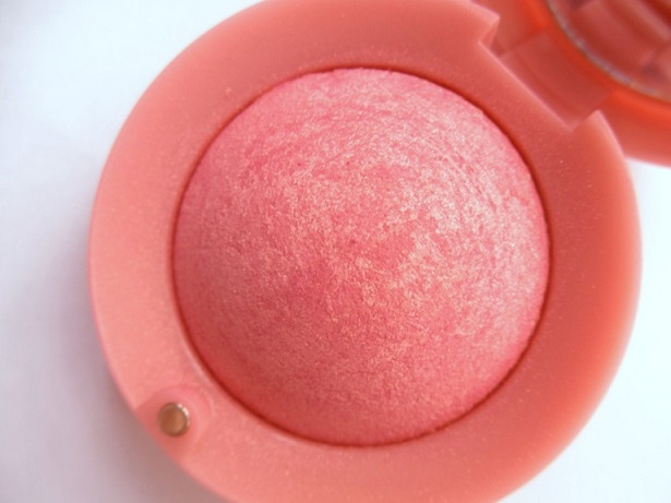 Bourjois round pot blush 34 Rose Dor review