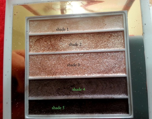 MAC Phresh Out Veluxe Pearlfusion Eyeshadow Palette Review Swatches india