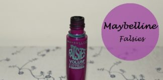 Maybelline The Falsies Volume Express Mascara Waterproof Review india