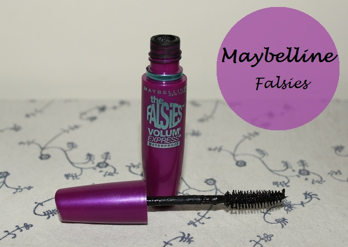 90bb9b25c68 Maybelline The Falsies Volum' Express Waterproof Mascara: Review and  Swatches