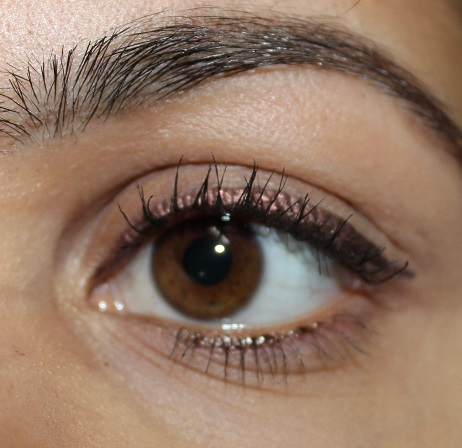 Maybelline The Falsies Volume Express Mascara Waterproof Review swatch