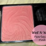 NARS Orgasm Dupe: Wet N Wild Color Icon Blush Pearlescent Pink Review, Swatches and FOTD