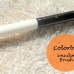 Colorbar Smokin' Eyes Smudger Brush: Review and Photos