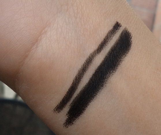 l'oreal paris kajal magique review swatch