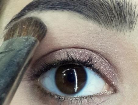 easy simple office makeup tutorial step2