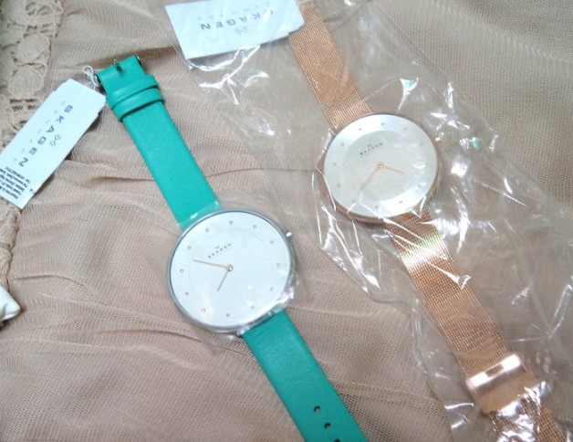skagen watches for girls online fashion blog review