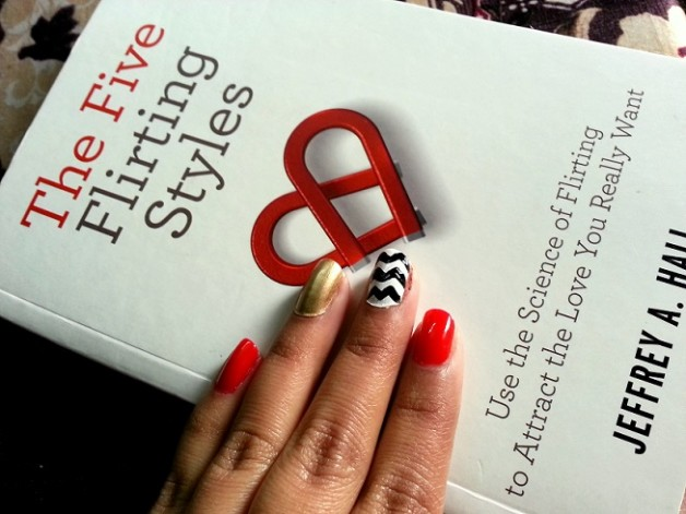 the five flirting styles book review
