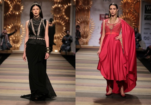 wills lifestyle india fashion week day1 tarun tahiliani show