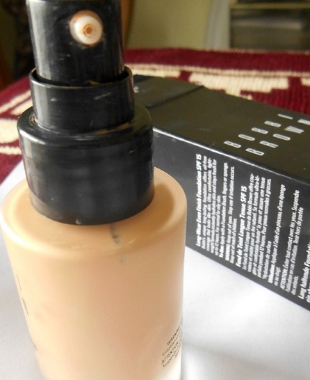 Bobbi Brown Long Wear Even Finish Foundation Spf15 review