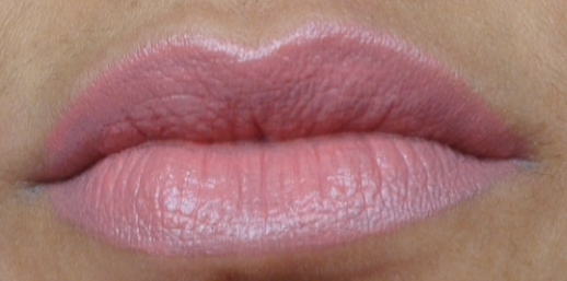 Faces Glam on lipstick Esoteric Review lip swatches