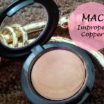 MAC Cream Colour Base Improper Copper: Review, Swatches and FOTD