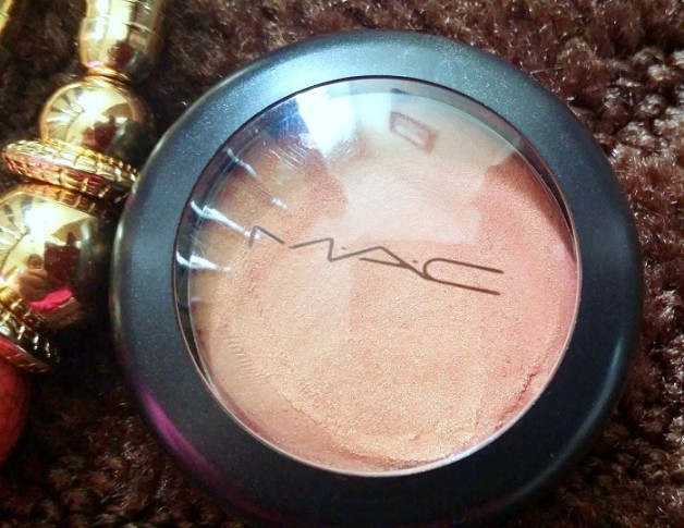 MAC Cream color base Improper Copper Review swatches photos
