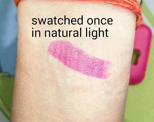 MAC Cremesheen Lipstick Lickable review swatches