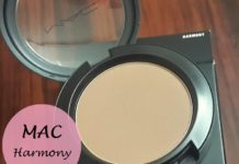 MAC Harmony Blush Review Swatches india