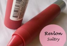 Revlon ColorBurst Matte Balm Sultry review swatches india