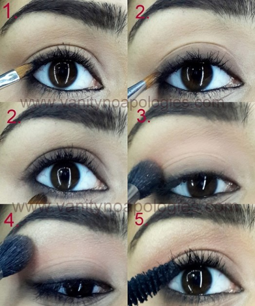 alia bhatt eye makeup tutorial step by step