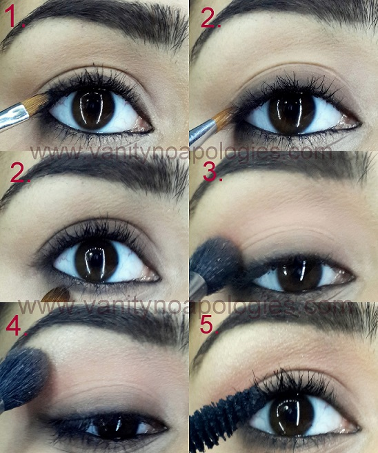 How To Do Simple Eye Makeup For College