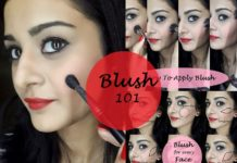 blush 101 application tips skin tone face shape tutorial step by step