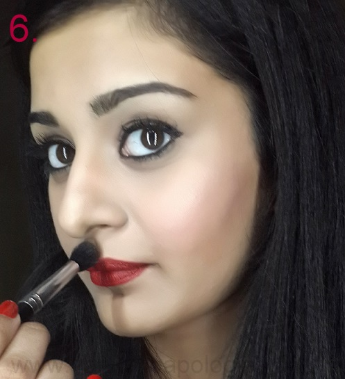 highlight kim kardashian step3 Vanitynoapologies Indian Makeup and