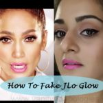 Tutorial: How To Jennifer Lopez Bronze Glow Makeup Look