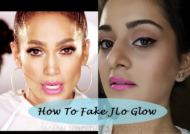 Tutorial How To Jennifer Lopez Bronze Glow Makeup Look