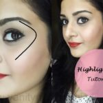 Tutorial: How To Highlight Face (Steps + Makeup Products Used)