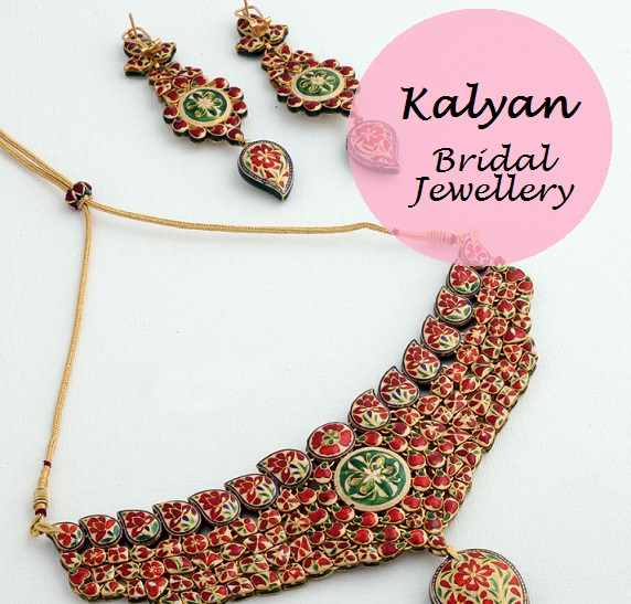 indian bridal necklace earrings set designs buy online kalyan jewellers